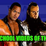 Old School Wrestling Videos - WWF, WCW, ECW & More