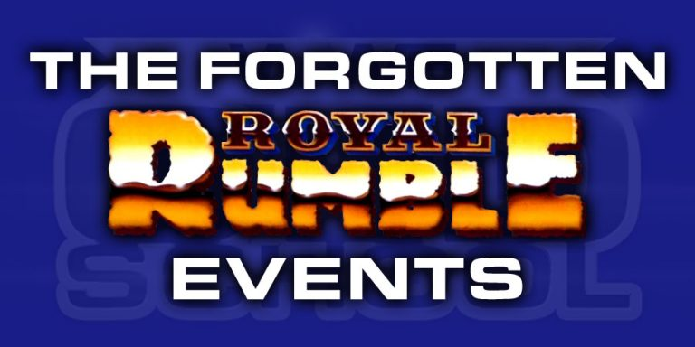 The Forgotten Royal Rumbles