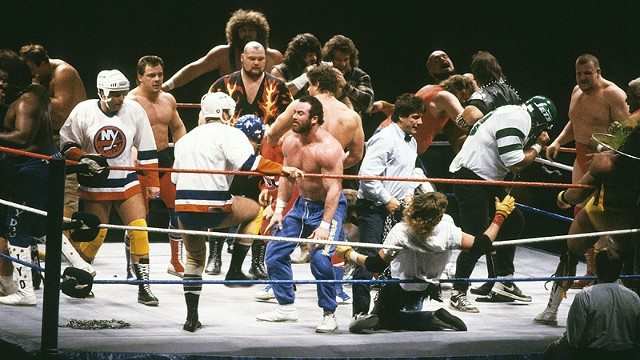 The Original Royal Rumble 1987 - WWF Old School