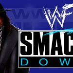 The Undertaker on SmackDown 900