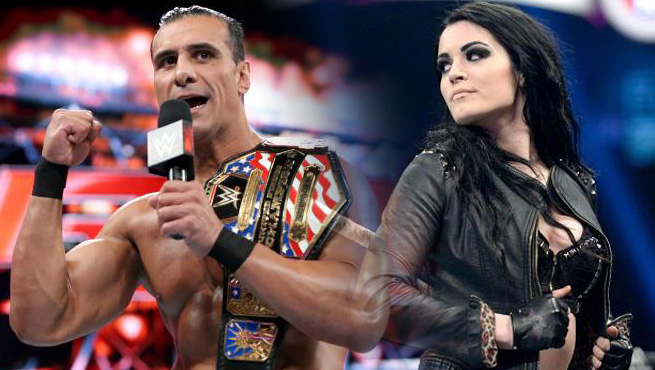 Alberto Del Rio Involved In A Brutal Backstage Fight Over Paige