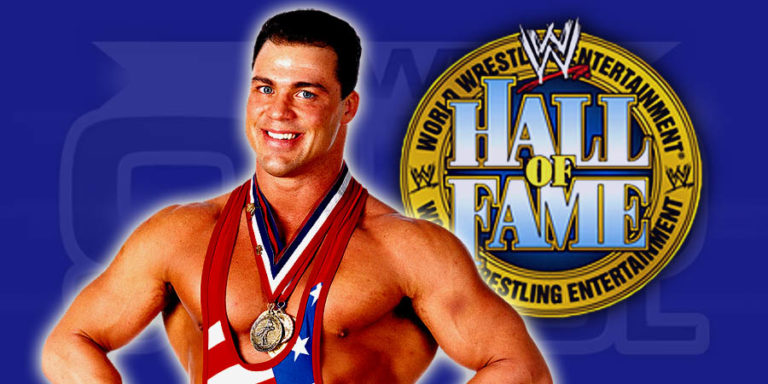 Kurt Angle - WWE Hall of Fame 2017