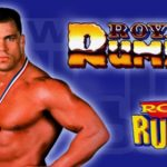 Kurt Angle entering Royal Rumble 2017?