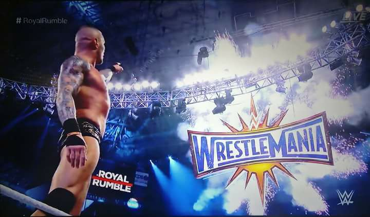 Randy Orton wins Royal Rumble 2017 match