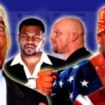 Ric Flair, Hulk Hogan, Stone Cold, Mike Tyson