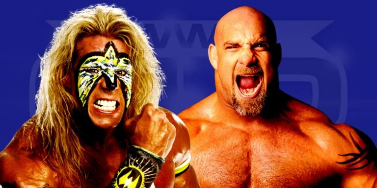 Ultimate Warrior & Goldberg